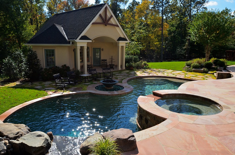 freeform pools town and country pools custom pool