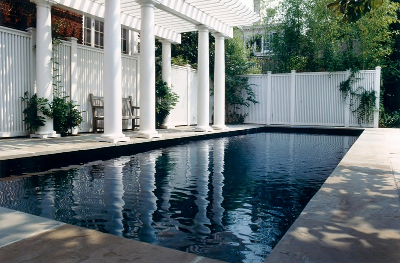 Rectangle Pools Town And Country Pools Custom Pool