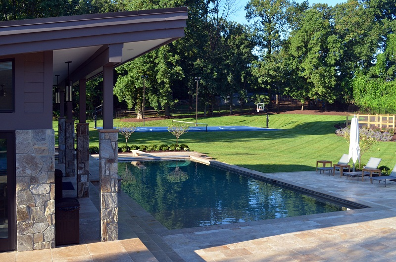 Rectangle Pools Town And Country Pools Custom Pool Builders Pool Designer Maryland