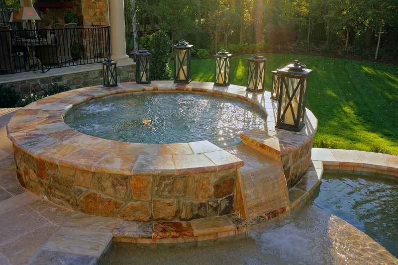 Spa Gallery Town And Country Pools Custom Pool Builders Pool Designer Maryland