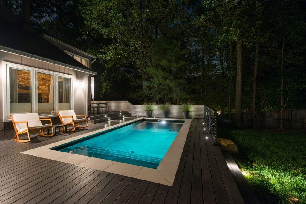 inground pool - swimming pool