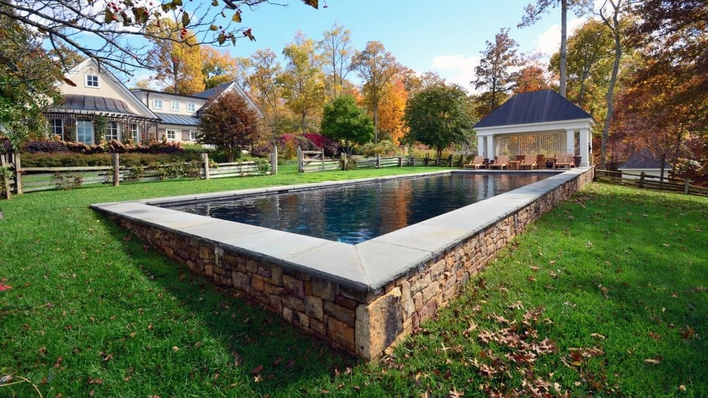 Rectangle inground pool Gallery HERO