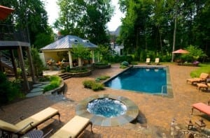 Virginia swimming pool contractor for the inground pool of your dreams