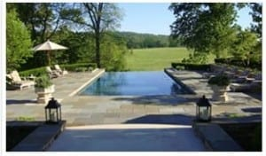 lap pool - regulation size pool