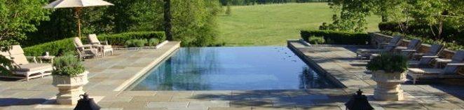 vanishing infinity edge pool designs