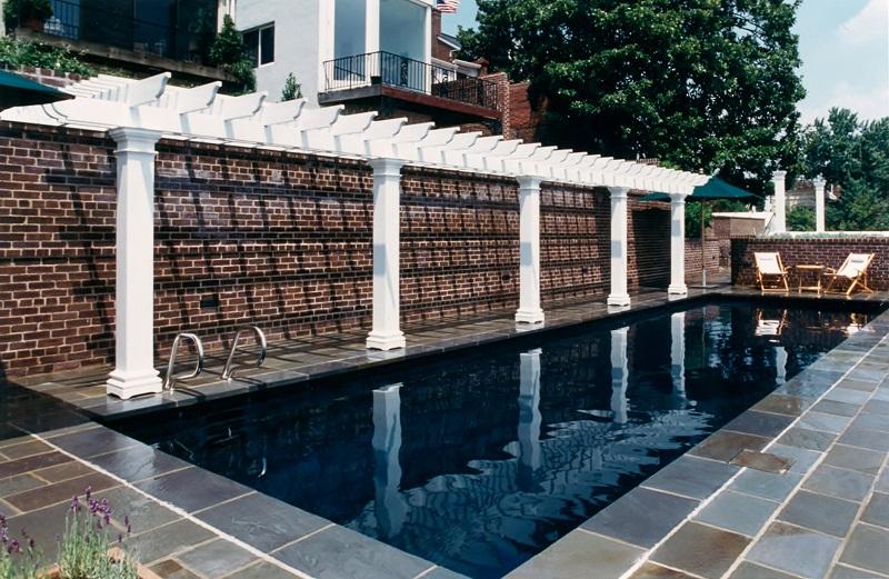 Rectangle Pool - Maryland
