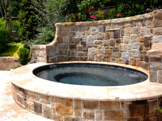Detached Raised Spa- Mclean, Virginia