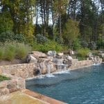 luxury inground pool builders in Virginia
