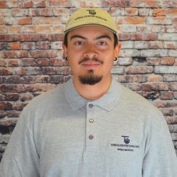 Juan Lara Maintenance Technician 2018