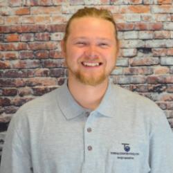 Zane Colza Maintenance Technician 2020